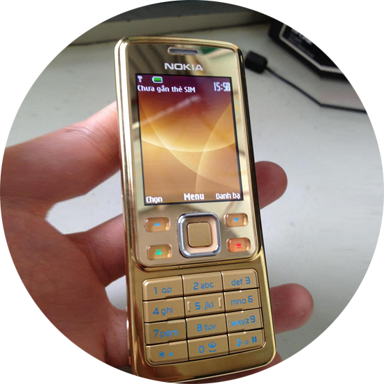Nokia 6300 Pin Sạc Đầy Đủ - 6300 nokia