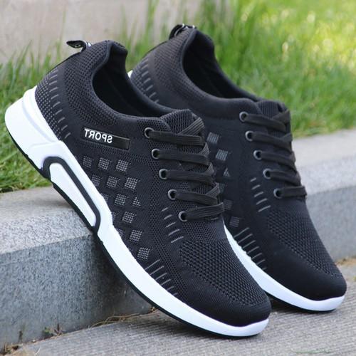 Giày Sneker nam  - Giày chạy bộ, thể thao, đi chơi - Mã G585