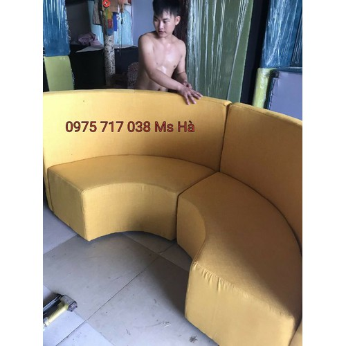 sofa vòng cung 1m