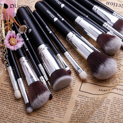 Bộ Cọ Trang Điểm 15 Cây DUcare 15Pcs Makeup Brushes Set Goat Hair - 8713635 , 17950143 , 15_17950143 , 1150000 , Bo-Co-Trang-Diem-15-Cay-DUcare-15Pcs-Makeup-Brushes-Set-Goat-Hair-15_17950143 , sendo.vn , Bộ Cọ Trang Điểm 15 Cây DUcare 15Pcs Makeup Brushes Set Goat Hair