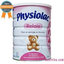 Sữa Bột Physiolac 2 900g - SB-PHYSIOLAC-2-900G