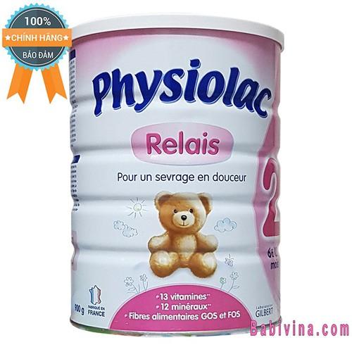 Sữa Bột Physiolac 2 900g - 8679180 , 17937732 , 15_17937732 , 498000 , Sua-Bot-Physiolac-2-900g-15_17937732 , sendo.vn , Sữa Bột Physiolac 2 900g