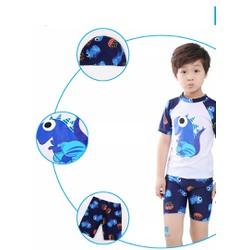 Đồ bơi bé trai thun lạnh Quảng Châu