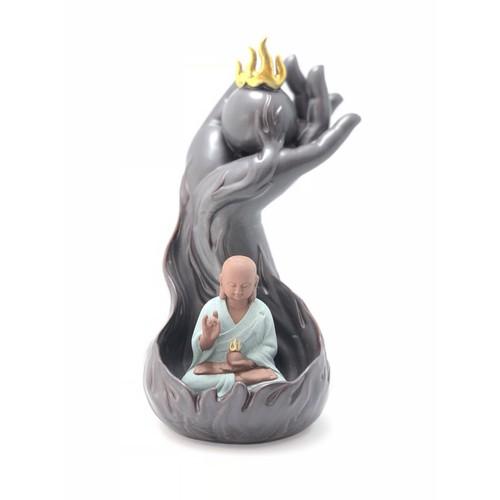 Thác Khói Trầm Hương Phật
