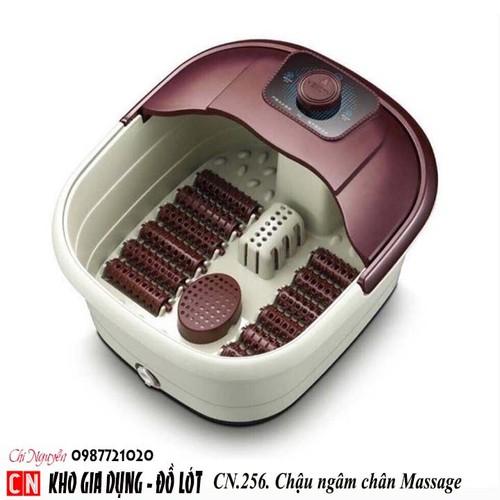Chậu ngâm chân massage - 11125914 , 17940277 , 15_17940277 , 269000 , Chau-ngam-chan-massage-15_17940277 , sendo.vn , Chậu ngâm chân massage