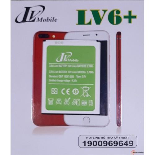 PIN  Điện Thoại ZIP8 LV6+ Bảo Hành 6 Tháng 1 Đổi 1