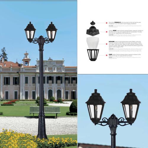 Bộ cột đèn đường cổ điển LiOA - 8745403 , 17961700 , 15_17961700 , 4875000 , Bo-cot-den-duong-co-dien-LiOA-15_17961700 , sendo.vn , Bộ cột đèn đường cổ điển LiOA