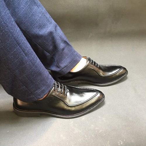Giày tây nam da bò thật cao cấp bảo hành da 1 năm