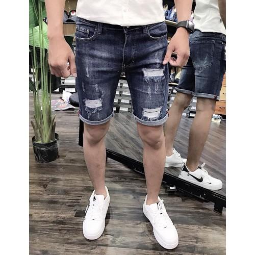 Quần jeans nam kiểu rách giá rẻ - 7622797 , 17957478 , 15_17957478 , 135000 , Quan-jeans-nam-kieu-rach-gia-re-15_17957478 , sendo.vn , Quần jeans nam kiểu rách giá rẻ