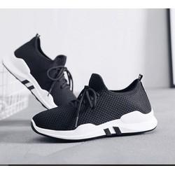 Giày Sneaker Nữ Và Nam Giày Cặp Đôi Đế Siêu Êm HQC 2