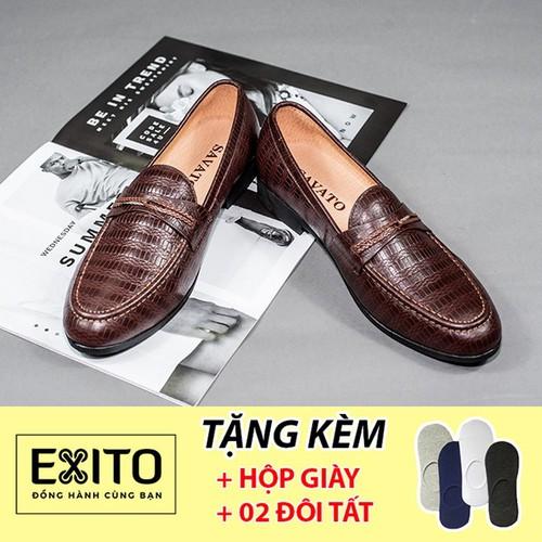 Giày da nam công sở - GD04N