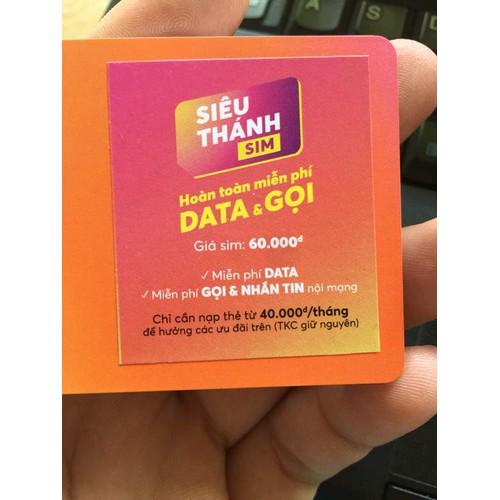 Sim vnmb hạn nhận code 60 ngày xác minh đc tất cả fb, ga, app, game, insta, tele, shopee.,..