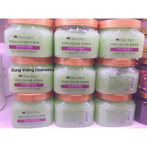 Tẩy Tế Bào Chết Toàn Thân Tree Hut Shea Sugar Scrub Pear & Chia Seed - 8706005 , 17947156 , 15_17947156 , 345000 , Tay-Te-Bao-Chet-Toan-Than-Tree-Hut-Shea-Sugar-Scrub-Pear-Chia-Seed-15_17947156 , sendo.vn , Tẩy Tế Bào Chết Toàn Thân Tree Hut Shea Sugar Scrub Pear & Chia Seed
