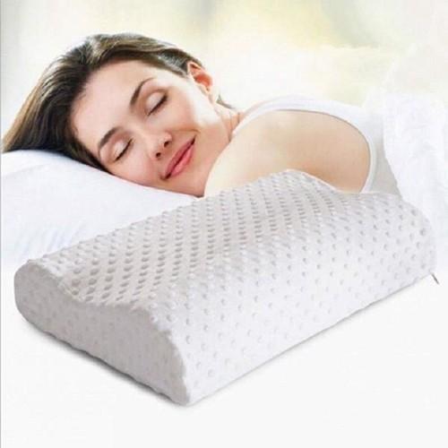 Gối cao su non người lớn chống ngáy - Đồ dùng phòng ngủ