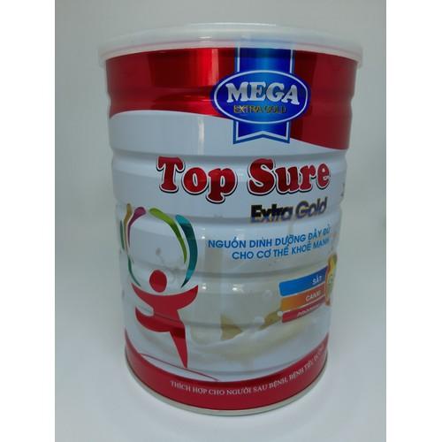 Sữa cho người già yếu Top Sure Extra Gold 900G - 8719509 , 17952027 , 15_17952027 , 390000 , Sua-cho-nguoi-gia-yeu-Top-Sure-Extra-Gold-900G-15_17952027 , sendo.vn , Sữa cho người già yếu Top Sure Extra Gold 900G
