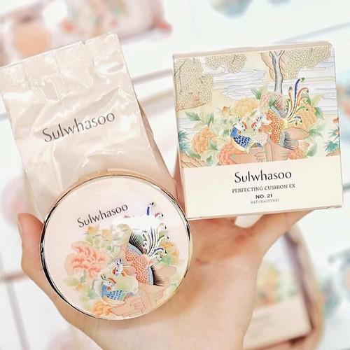 Phấn Nước CUSHION SULWHASOO PHƯỢNG HOÀNG Bản Limited 2019