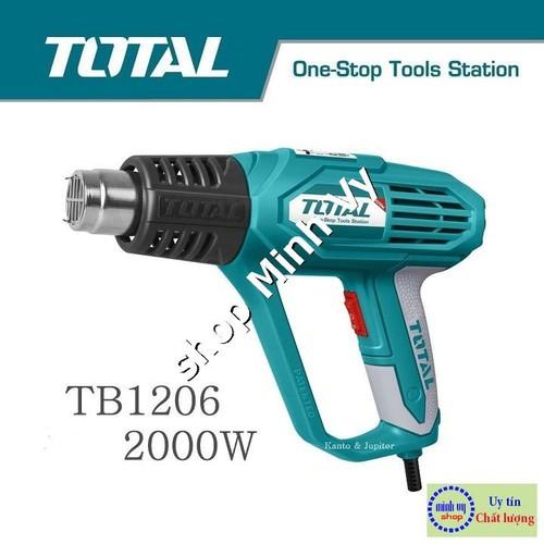 Súng thổi hơi nóng TOTAL TB1206