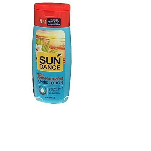 Kem nhả nắng Sundance SOS Anti-Hautrote Apres Lotion, 200 ml