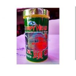 Thức Ăn Cá La Hán XO XANH LÁ hổ trợ tăng  đầu - 120g