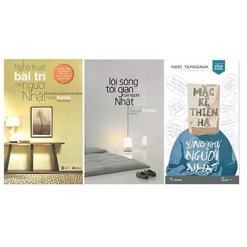 Combo Sống Như Người Nhật - Bộ 4 cuốn
