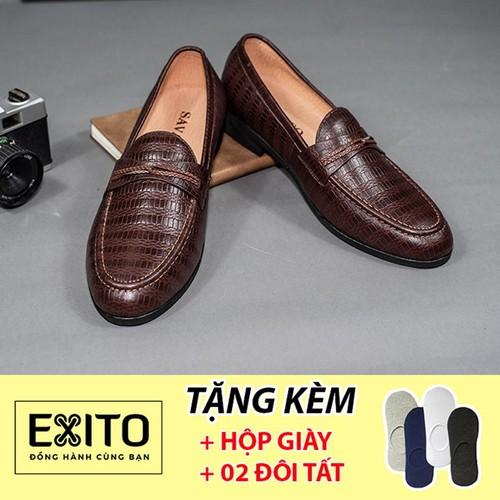 Giày lười công sở - GD04N