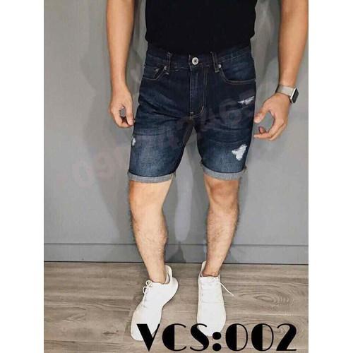 quần short jean nam hot