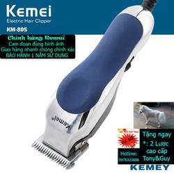 Tông đơ cắt lông thú Kemei 805