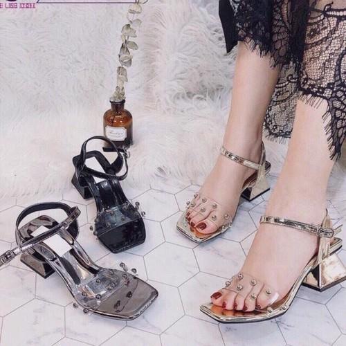 Sandal cao gót đá ngọc đế cao 5 phân - giày sandal nữ, dép sandal nữ, dép quai hậu nữ đẹp, sandal quai ngang, sandal đi học, sandal nữ hàn quốc, sandal đế cao, sandal quai trong - 8699200 , 17944853 , 15_17944853 , 165000 , Sandal-cao-got-da-ngoc-de-cao-5-phan-giay-sandal-nu-dep-sandal-nu-dep-quai-hau-nu-dep-sandal-quai-ngang-sandal-di-hoc-sandal-nu-han-quoc-sandal-de-cao-sandal-quai-trong-15_17944853 , sendo.vn , Sandal cao g