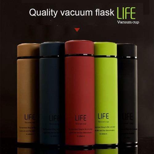 Bình Giữ Nhiệt LIFE Vacuum Flask 500ml Chính Hãng - 8744774 , 17961456 , 15_17961456 , 278000 , Binh-Giu-Nhiet-LIFE-Vacuum-Flask-500ml-Chinh-Hang-15_17961456 , sendo.vn , Bình Giữ Nhiệt LIFE Vacuum Flask 500ml Chính Hãng