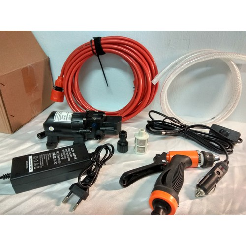 Bộ máy bơm rửa xe tăng áp lực nước mini giúp bạn dễ dàng tăng áp lực của nước có tặng nguồn - 8672530 , 17935285 , 15_17935285 , 465000 , Bo-may-bom-rua-xe-tang-ap-luc-nuoc-mini-giup-ban-de-dang-tang-ap-luc-cua-nuoc-co-tang-nguon-15_17935285 , sendo.vn , Bộ máy bơm rửa xe tăng áp lực nước mini giúp bạn dễ dàng tăng áp lực của nước có tặng ngu