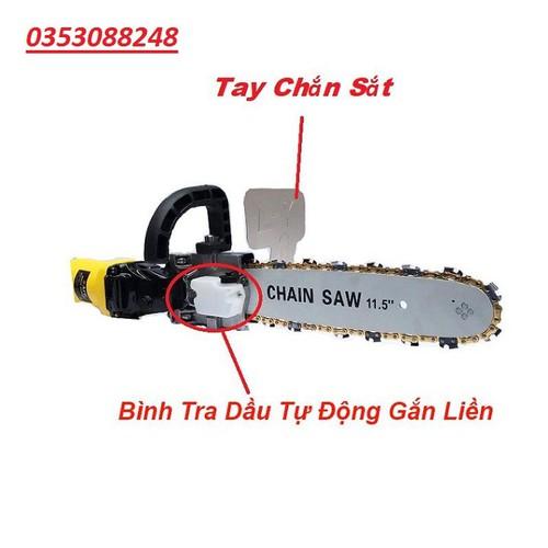 Bộ Lưỡi Cưa Gắn Máy Cắt Cầm Tay- Loại Xịn Có Bình Tra Dầu Tự Động Gắn Liền - chain-saw-11.5 loại 1 - 8703649 , 17946417 , 15_17946417 , 250000 , Bo-Luoi-Cua-Gan-May-Cat-Cam-Tay-Loai-Xin-Co-Binh-Tra-Dau-Tu-Dong-Gan-Lien-chain-saw-11.5-loai-1-15_17946417 , sendo.vn , Bộ Lưỡi Cưa Gắn Máy Cắt Cầm Tay- Loại Xịn Có Bình Tra Dầu Tự Động Gắn Liền - chain-saw-11.