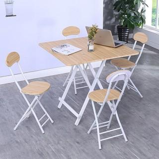 Bàn ghế gấp phòng ăn - bàn100-2 thumbnail