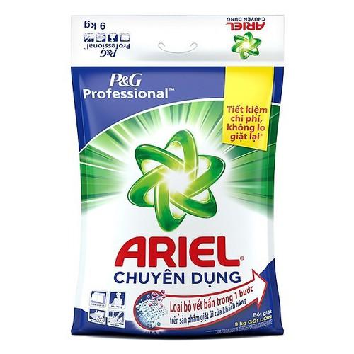 Bột giặt Ariel gói lớn chuyên dụng siêu sạch 9kg - 8718966 , 17951871 , 15_17951871 , 330000 , Bot-giat-Ariel-goi-lon-chuyen-dung-sieu-sach-9kg-15_17951871 , sendo.vn , Bột giặt Ariel gói lớn chuyên dụng siêu sạch 9kg