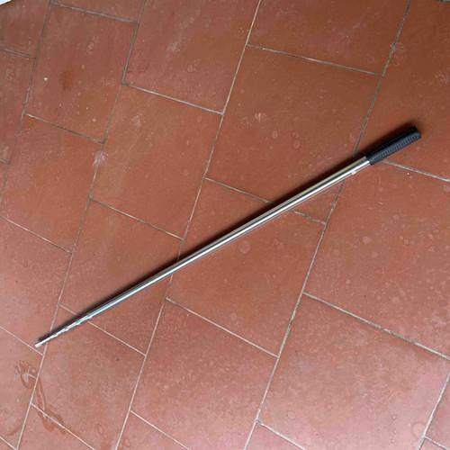 Xào inox - cán vợt inox dài 7 mét