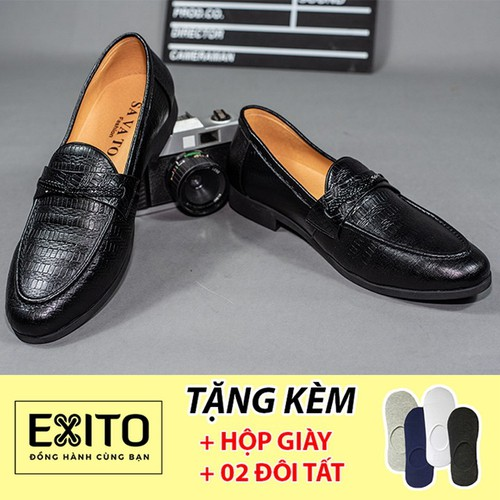 Giày lười nam - GD04D
