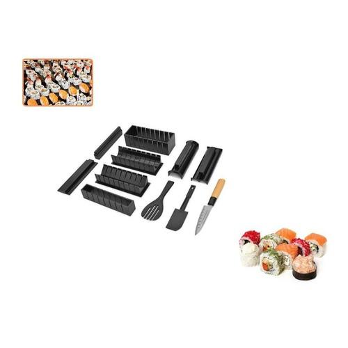 Bộ dụng cụ làm Sushi 11 món giúp làm sushi hình trái tim, hình chữ nhật, hình tam giác thật dễ dàng và đẹp mắt - 8672523 , 17935281 , 15_17935281 , 167000 , Bo-dung-cu-lam-Sushi-11-mon-giup-lam-sushi-hinh-trai-tim-hinh-chu-nhat-hinh-tam-giac-that-de-dang-va-dep-mat-15_17935281 , sendo.vn , Bộ dụng cụ làm Sushi 11 món giúp làm sushi hình trái tim, hình chữ nhật,