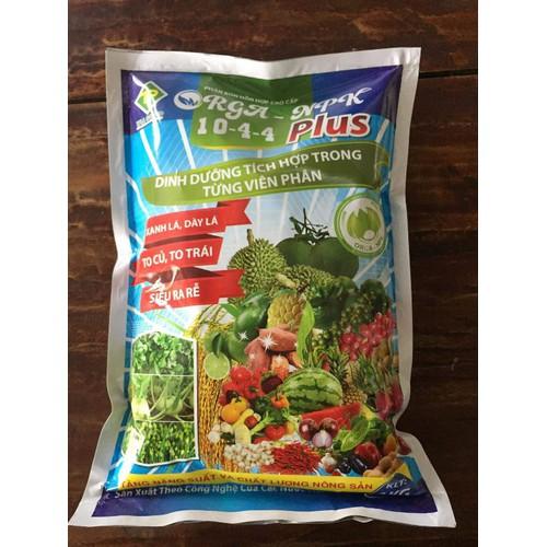 PHÂN BÓN LÁ NPK TÍCH HỢP 10 - 4 - 4 Chuyên cây ăn trái và hoa kiểng