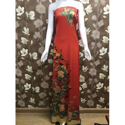 1 vải áo dài lụa latin ghi chu mau - 8703782 , 17946568 , 15_17946568 , 250000 , 1-vai-ao-dai-lua-latin-ghi-chu-mau-15_17946568 , sendo.vn , 1 vải áo dài lụa latin ghi chu mau