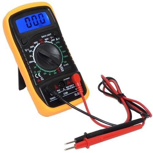 Đồng hồ vạn năng đo điện XL830L - đồng hồ điện tử