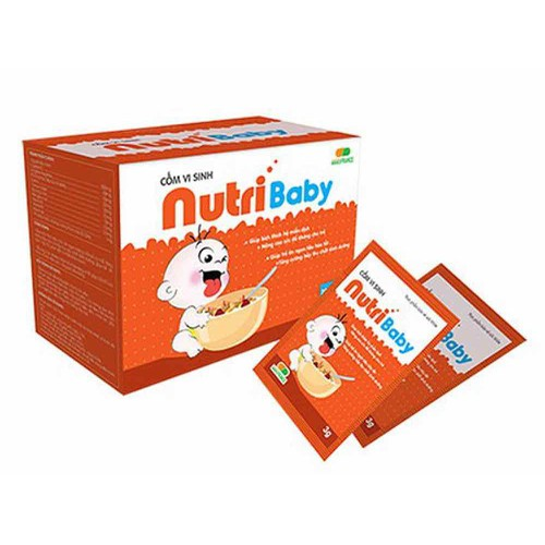 Cốm ăn ngon Nutribaby