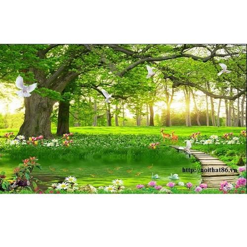 Tranh gạch men phong cảnh thiên nhiên xanh mát - 8685737 , 17939898 , 15_17939898 , 1350000 , Tranh-gach-men-phong-canh-thien-nhien-xanh-mat-15_17939898 , sendo.vn , Tranh gạch men phong cảnh thiên nhiên xanh mát