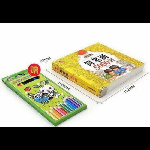 Sách tô màu - sách tô màu