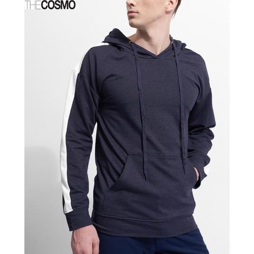Áo thun nam Baldwin Sweatshirt màu xanh TC1021068NA