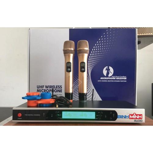 Micro không dây KBS BS 5200 - 8687113 , 17940585 , 15_17940585 , 5690000 , Micro-khong-day-KBS-BS-5200-15_17940585 , sendo.vn , Micro không dây KBS BS 5200