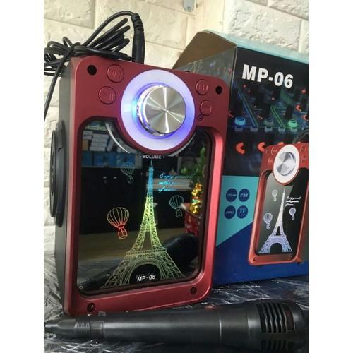 Loa bluetooth MP-06 tặng kèm mic hát karaoke cực hay - 8729569 , 17955836 , 15_17955836 , 350000 , Loa-bluetooth-MP-06-tang-kem-mic-hat-karaoke-cuc-hay-15_17955836 , sendo.vn , Loa bluetooth MP-06 tặng kèm mic hát karaoke cực hay