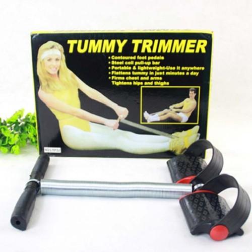 Dây kéo tummy trimmer