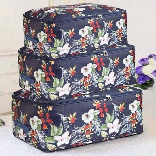 Set 3 túi đựng quần áo chăn màn cỡ lớn - 8852828 , 18000519 , 15_18000519 , 250000 , Set-3-tui-dung-quan-ao-chan-man-co-lon-15_18000519 , sendo.vn , Set 3 túi đựng quần áo chăn màn cỡ lớn