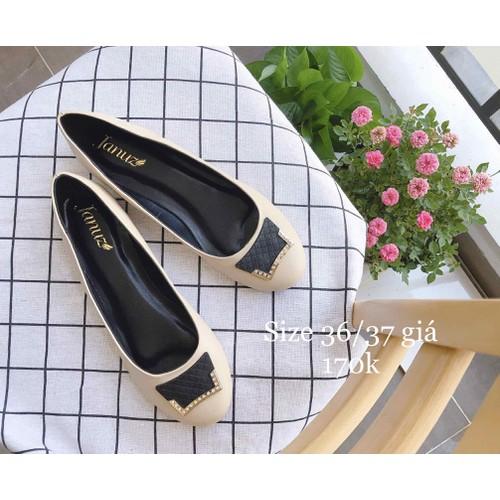 Giày búp bê cao cấp xuất Nhật