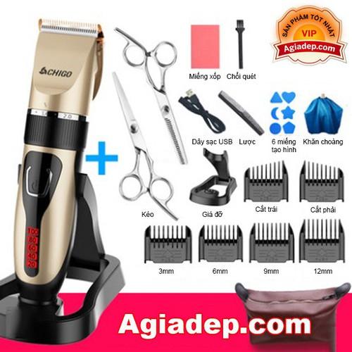 Bộ tông đơ cắt tóc chuyên nghiệp F838 + Đủ bộ phụ kiện kéo đa dụng dùng cho hiệu tóc hoặc tại nhà - 8676724 , 17936770 , 15_17936770 , 450000 , Bo-tong-do-cat-toc-chuyen-nghiep-F838-Du-bo-phu-kien-keo-da-dung-dung-cho-hieu-toc-hoac-tai-nha-15_17936770 , sendo.vn , Bộ tông đơ cắt tóc chuyên nghiệp F838 + Đủ bộ phụ kiện kéo đa dụng dùng cho hiệu tóc