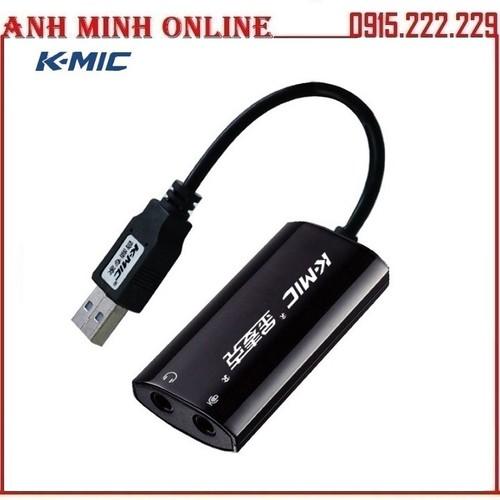 Card âm thanh gắn ngoài cho máy tính K-Mic KM720 - 8740467 , 17959970 , 15_17959970 , 190000 , Card-am-thanh-gan-ngoai-cho-may-tinh-K-Mic-KM720-15_17959970 , sendo.vn , Card âm thanh gắn ngoài cho máy tính K-Mic KM720